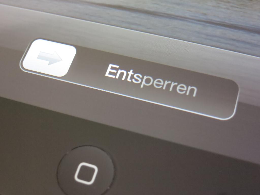 Verbesserte Code-Sperre unter iOS aktivieren