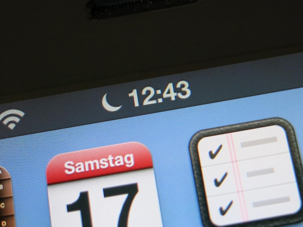 Ruhezeiten für iPhone und iPad mit Nicht-stören-Funktion festlegen