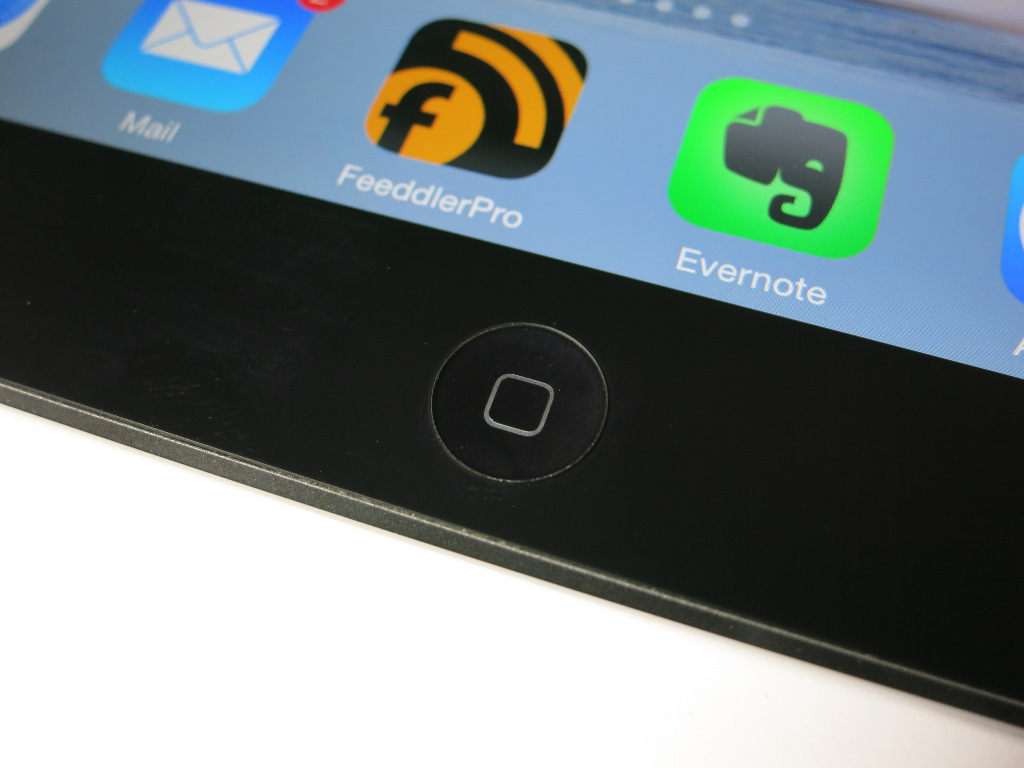 Apple iPad Air Late 2013 Home Button