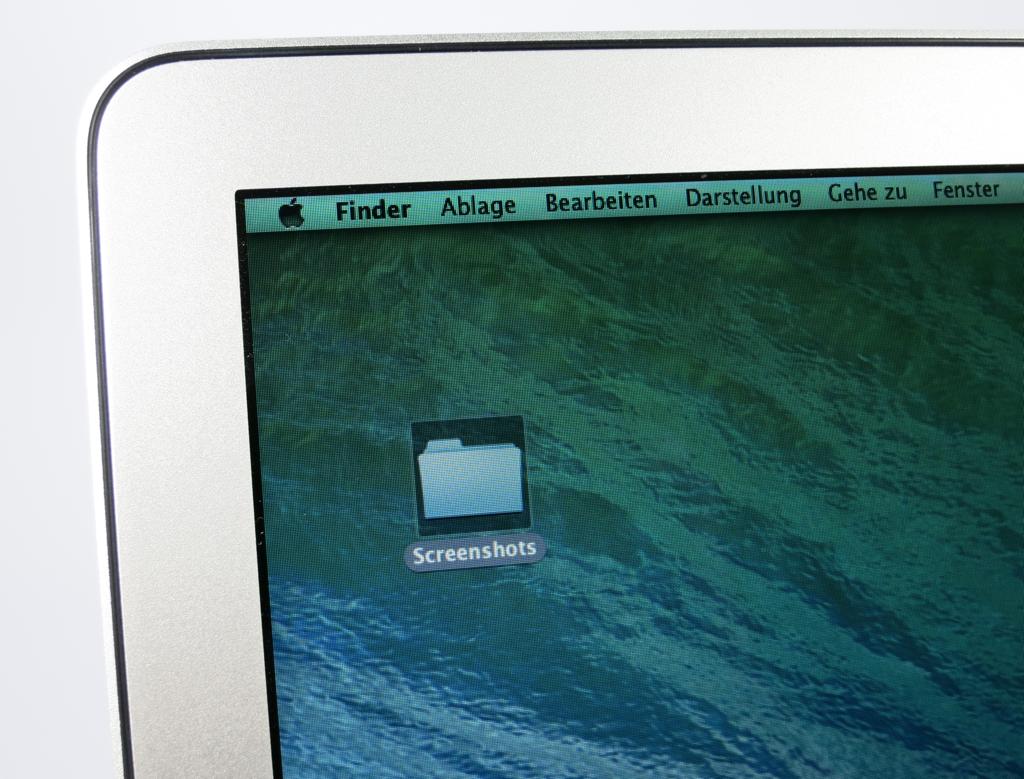 Speicherort für Screenshots unter OS X ändern
