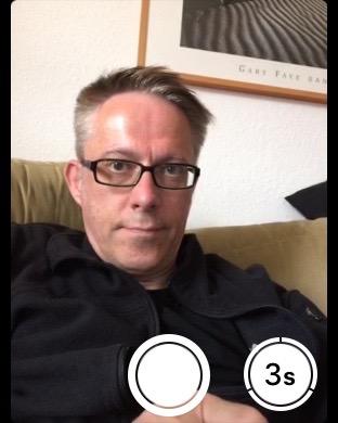 Kamera-App der Apple Watch