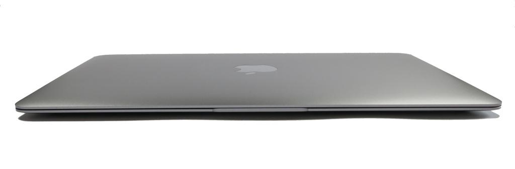 MacBook12 zugeklappt