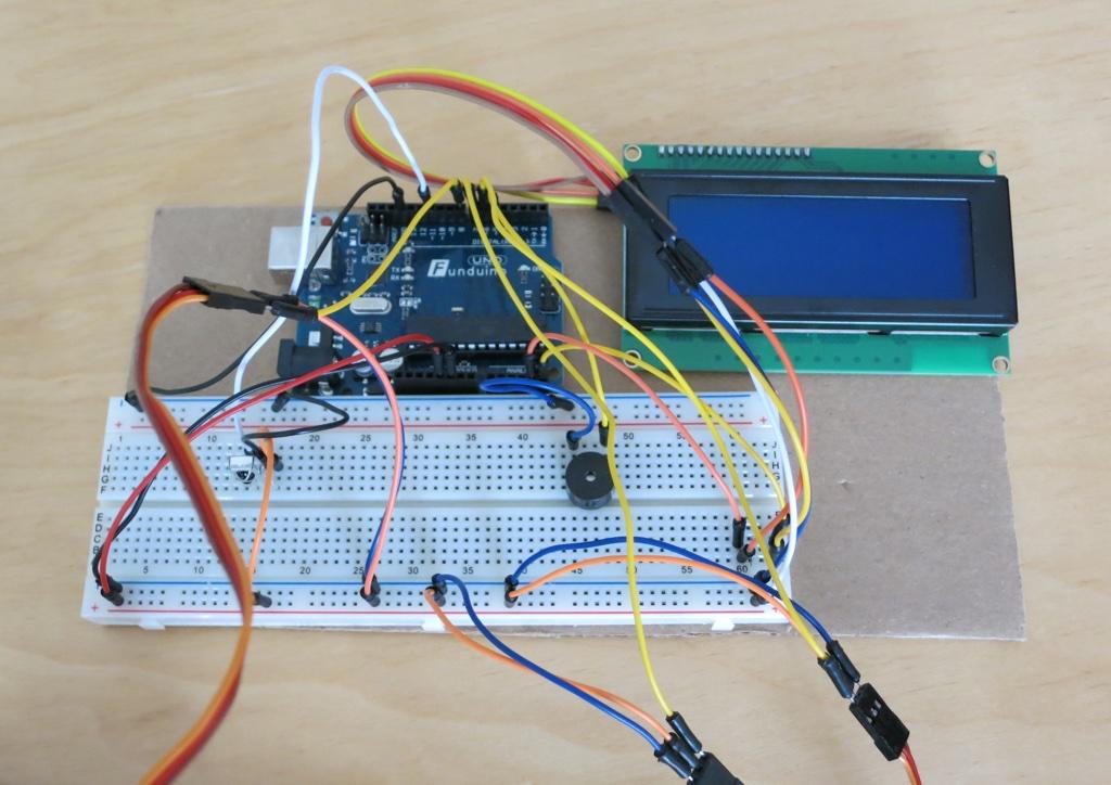 NUP-M01 Ansteuerungselektronik