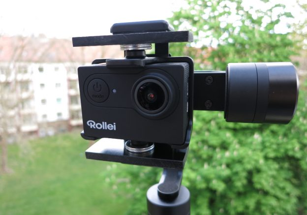 Actioncam Smartphone-Gimbal