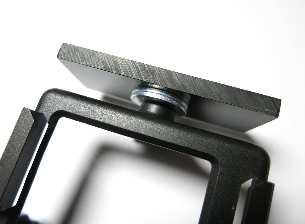 Actioncam Smartphone-Gimbal Detail Befestigung