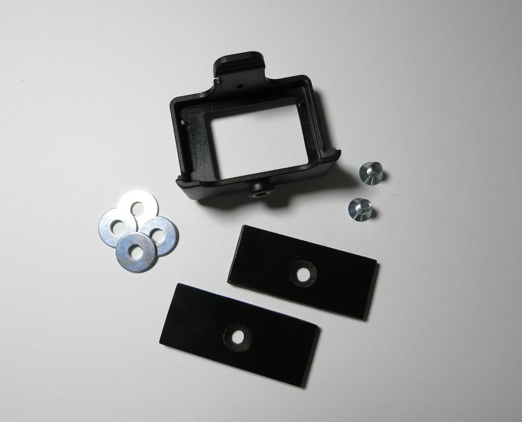 Actioncam Smartphone-Gimbal Einzelteile