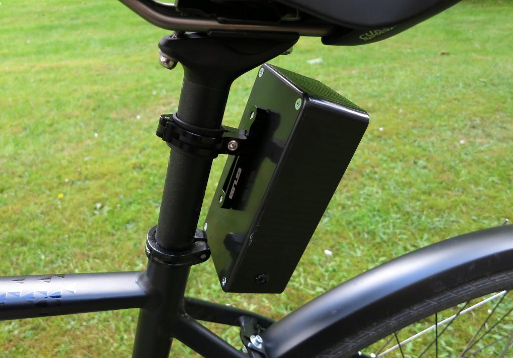 Bikey Fahrradbefestigung
