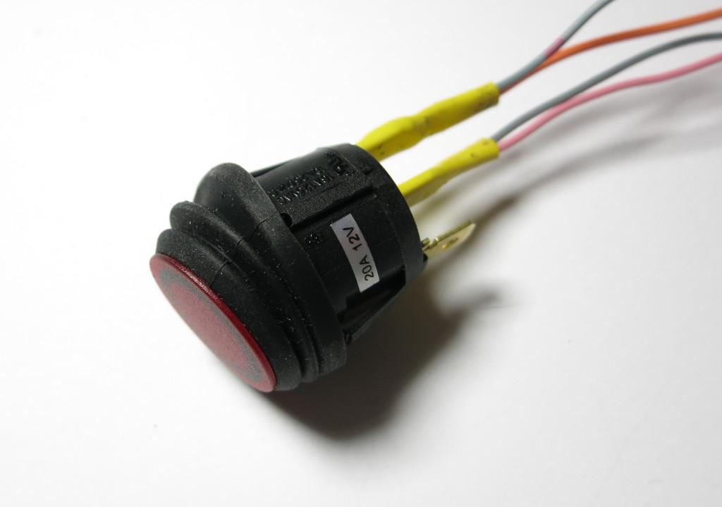 Bikey Power-Schalter