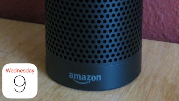 Amazon Echo iCloud-Kalender