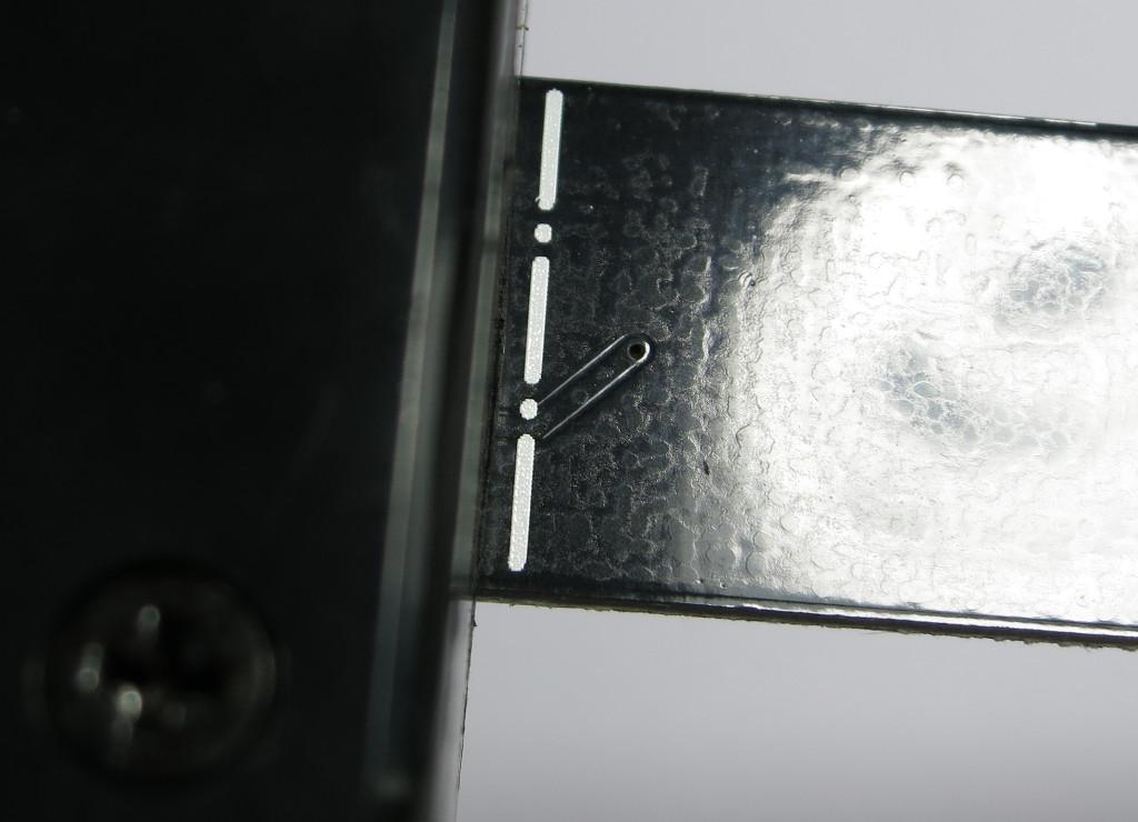 Strauchie-Bot Bodentemperatursensor