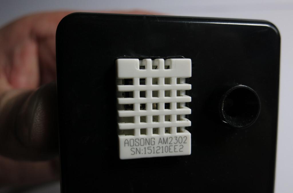 Strauchie-Bot Luftfeuchtigkeit- und Lufttemperatursensor