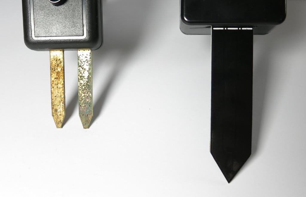 Strauchie-Bot Vergleich Bodenfeuchtigkeitssensoren