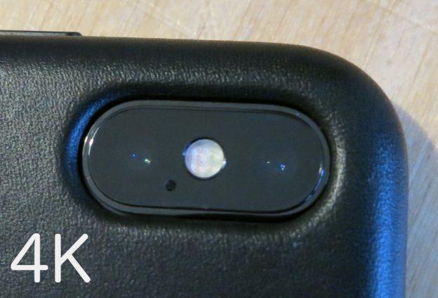 4K-Videoaufzeichnung auf dem Apple iPhone einstellen