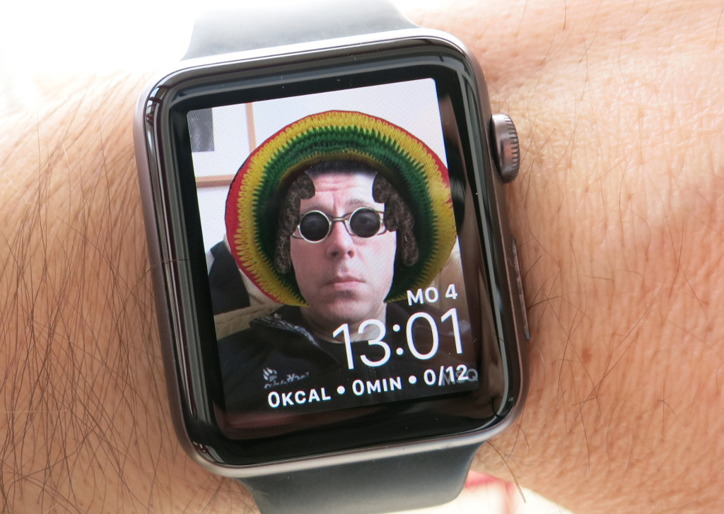 Apple Watch Zifferblatt aus Fotos erstellen