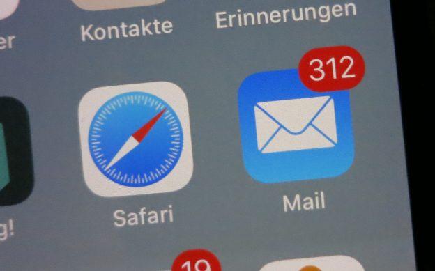 Push-Mail abschalten und E-Mails manuell abrufen