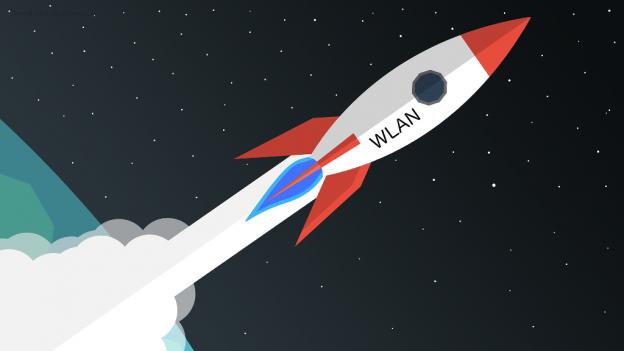 WLAN-Unterstützung für schnellere Datenverbindungen beim Apple iPhone und iPad