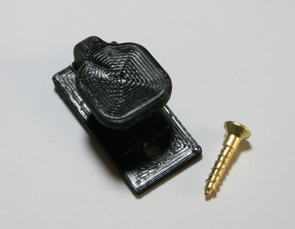Bag-y Taschenalarm und Innenbeleuchtung mit Arduino Pro mini Gehäuse-Clip