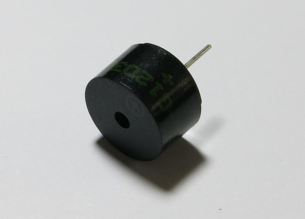 Bag-y Taschenalarm und Innenbeleuchtung mit Arduino Pro mini Piezo-Summer