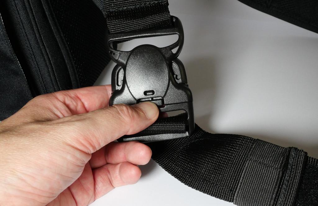 Test Cosyspeed Camslinger Speedomatic Kompakte DSLR- und DSLM-Kameratasche für die Hüfte Sicherheitsverschluss