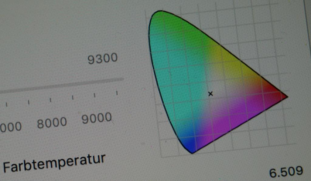 Externen Monitor am MacBook MacBook Air oder Pro ohne Farbkolorimeter kalibrieren