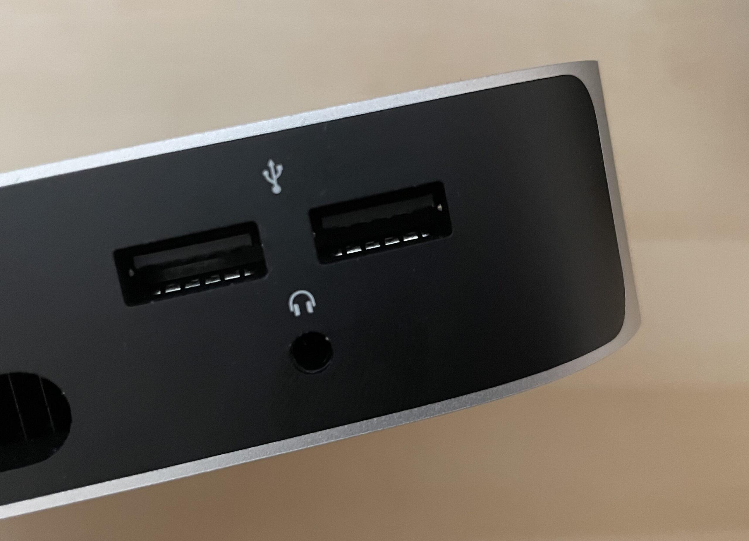 Amazon Echo Dot als Lautsprecher für Mac mini benutzen Amschluss Mac mini